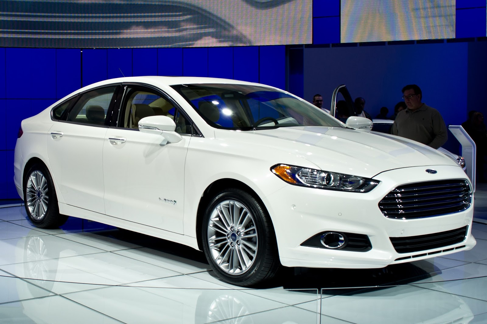 Ford Fusion 2016-Best Selling Cars