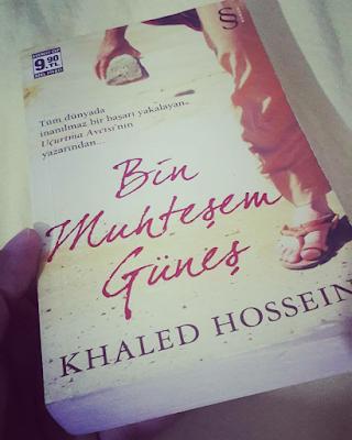 Bin Muhteşem Güneş Khaled Hosseini