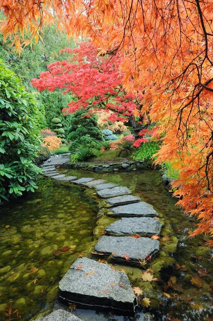 38 Glorious Japanese Garden Ideas: Butchart Gardens
