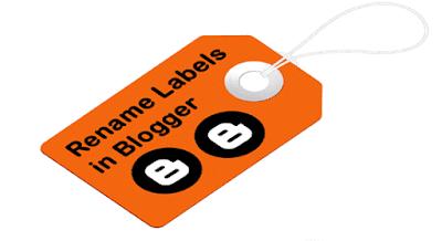 কিভাবে একসাথে একাধিক Blogger Label Rename করতে হয়?