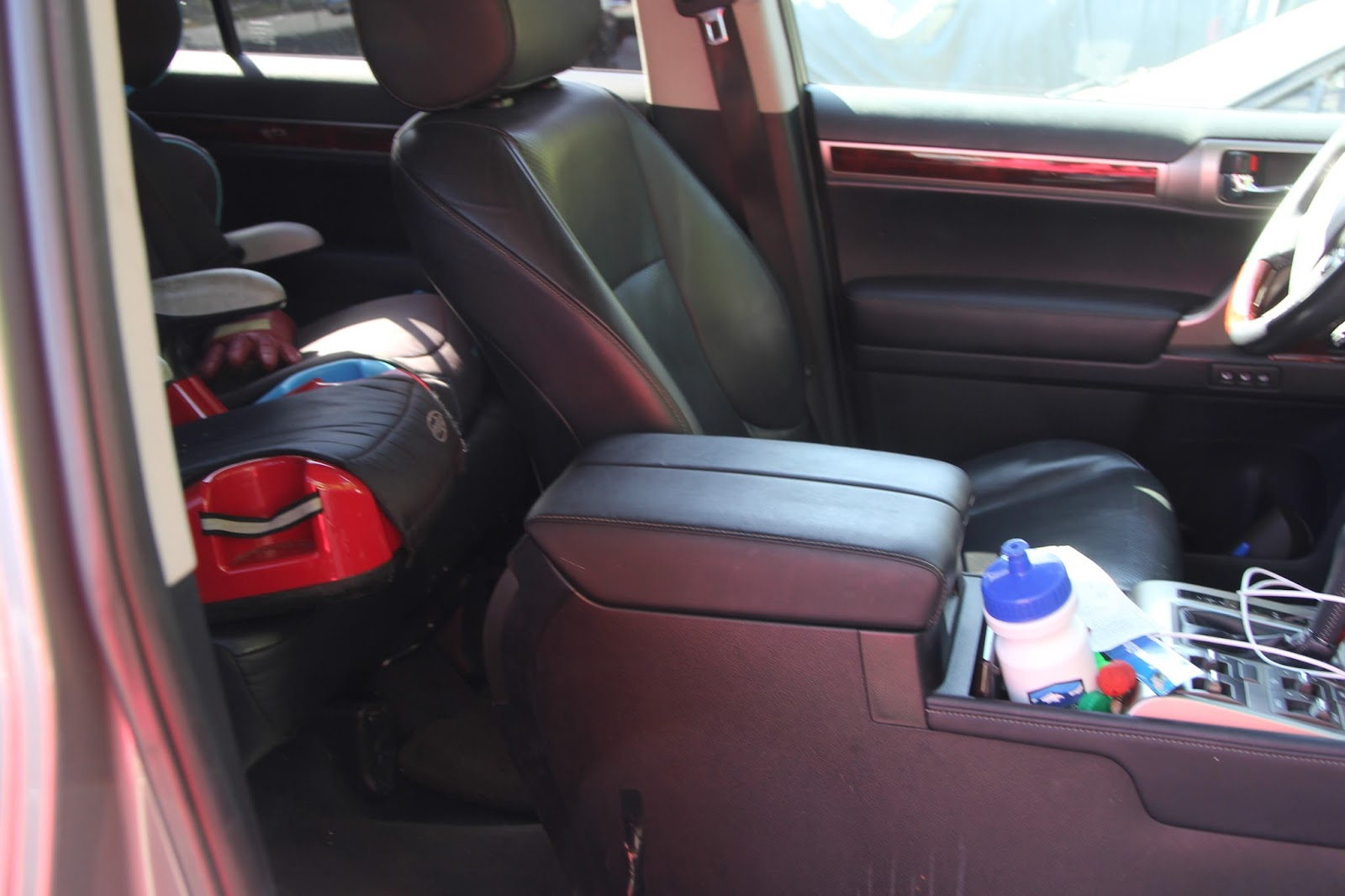 Cooks Upholstery And Classic Restoration Lexus Suv Headrest Repair