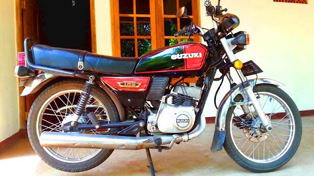Suzuki TRS Katana