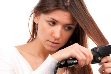 6 Kesalahan Penggunaan Alat Penata Rambut