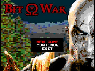 Bit of War, Kratos de God of War en Sega Master System