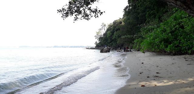Pantai Monkey Bay @ Hutan Rekreasi Tanjung Tuan