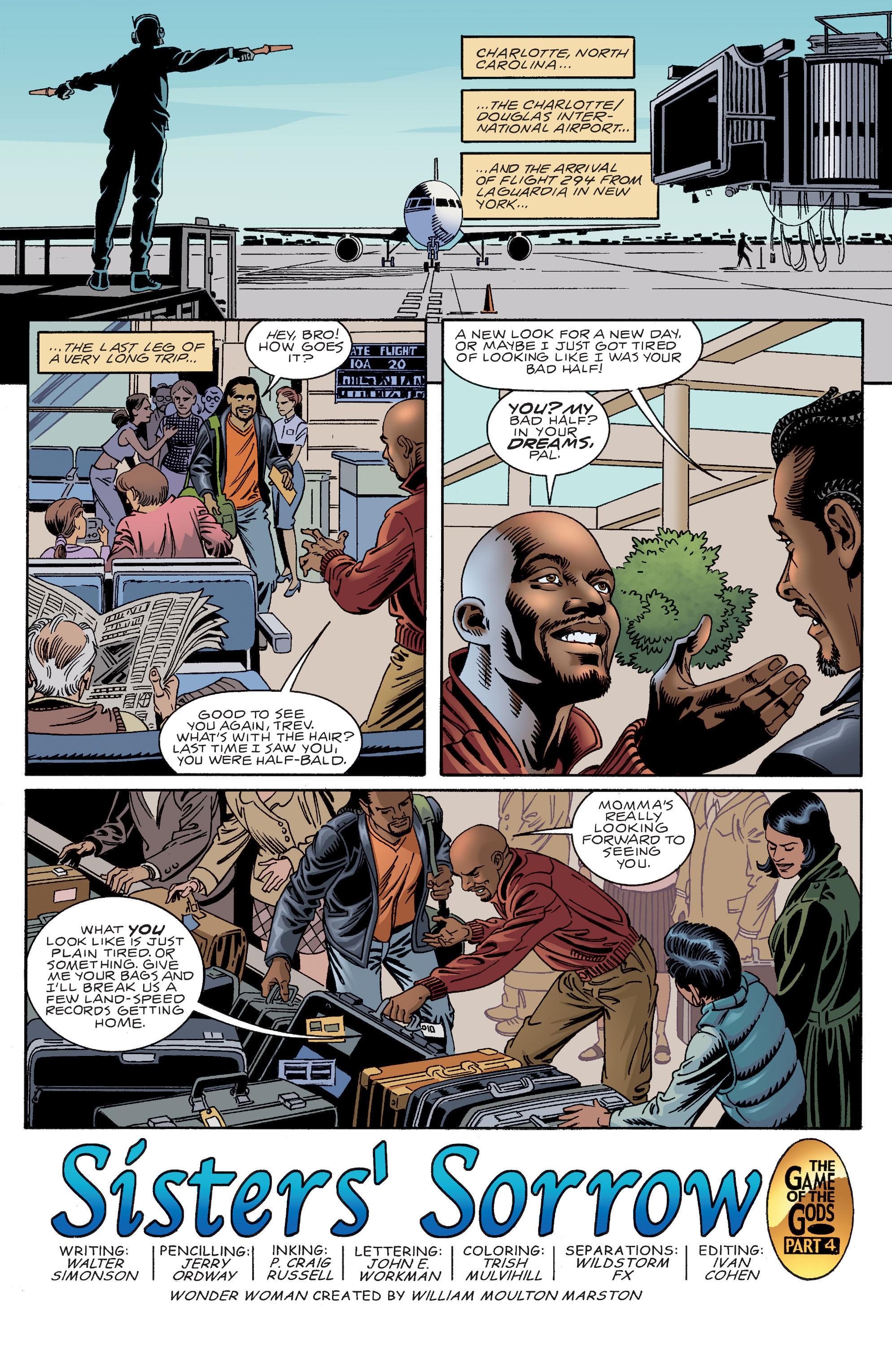 Read online Wonder Woman (1987) comic -  Issue #192 - 2