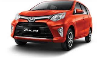 Toyota calya 2017
