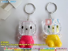 Hello Kitty Keychain Eksklusif Atau Gantungan Kunci