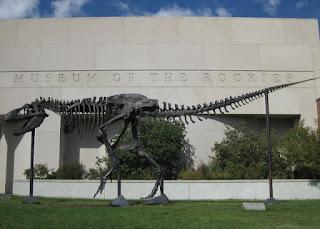 Full-sized replica of a Tyrannosaurus rex, Museum of the Rockies, Bozeman, Montana