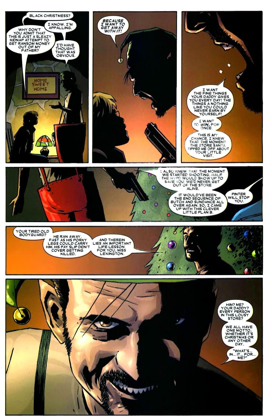 Read online Wolverine (2003) comic -  Issue #49 - 21