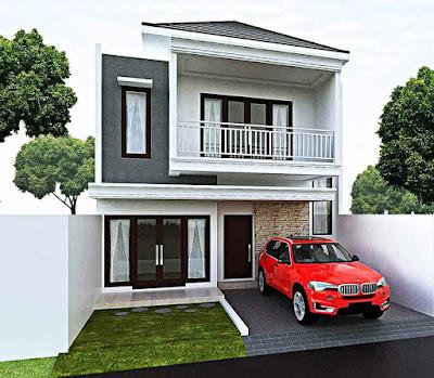 Desain rumah minimalis elegan dan idaman