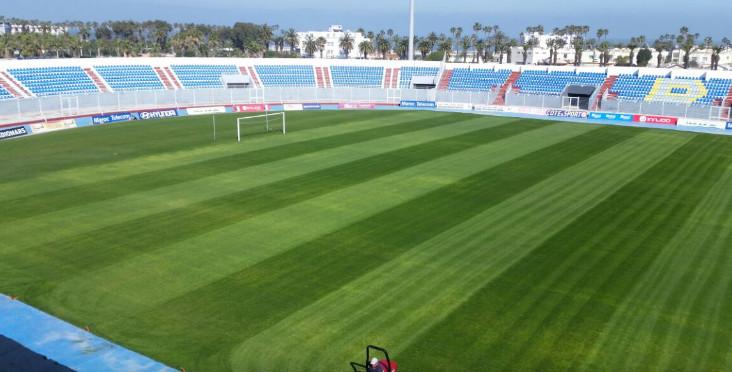 إغلاق ملعب جديد بالدوري المغربي