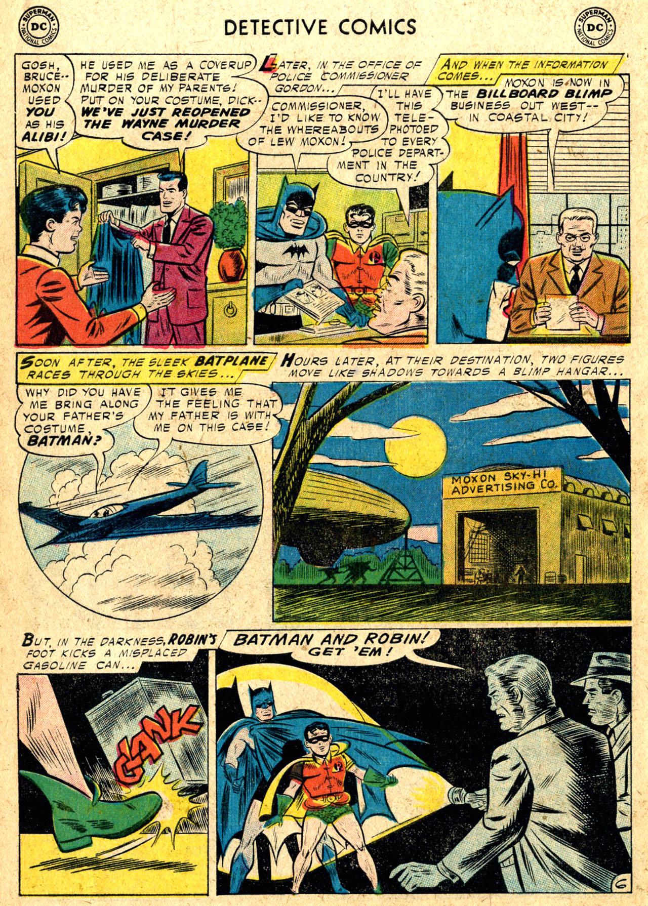 Read online Detective Comics (1937) comic -  Issue #235 - 8