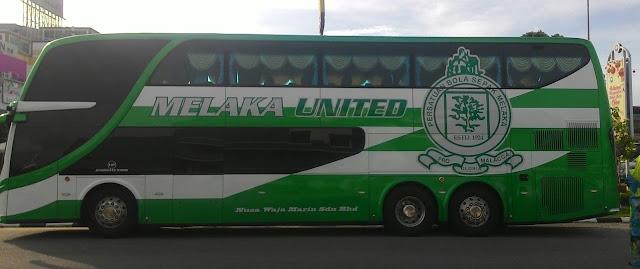 Image result for bas melaka united