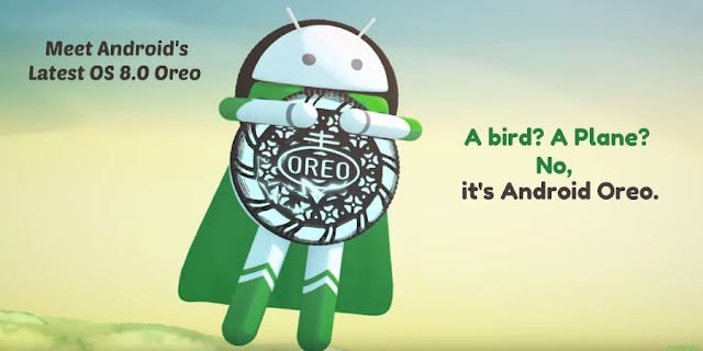 Android 8.0 is officially called Oreo