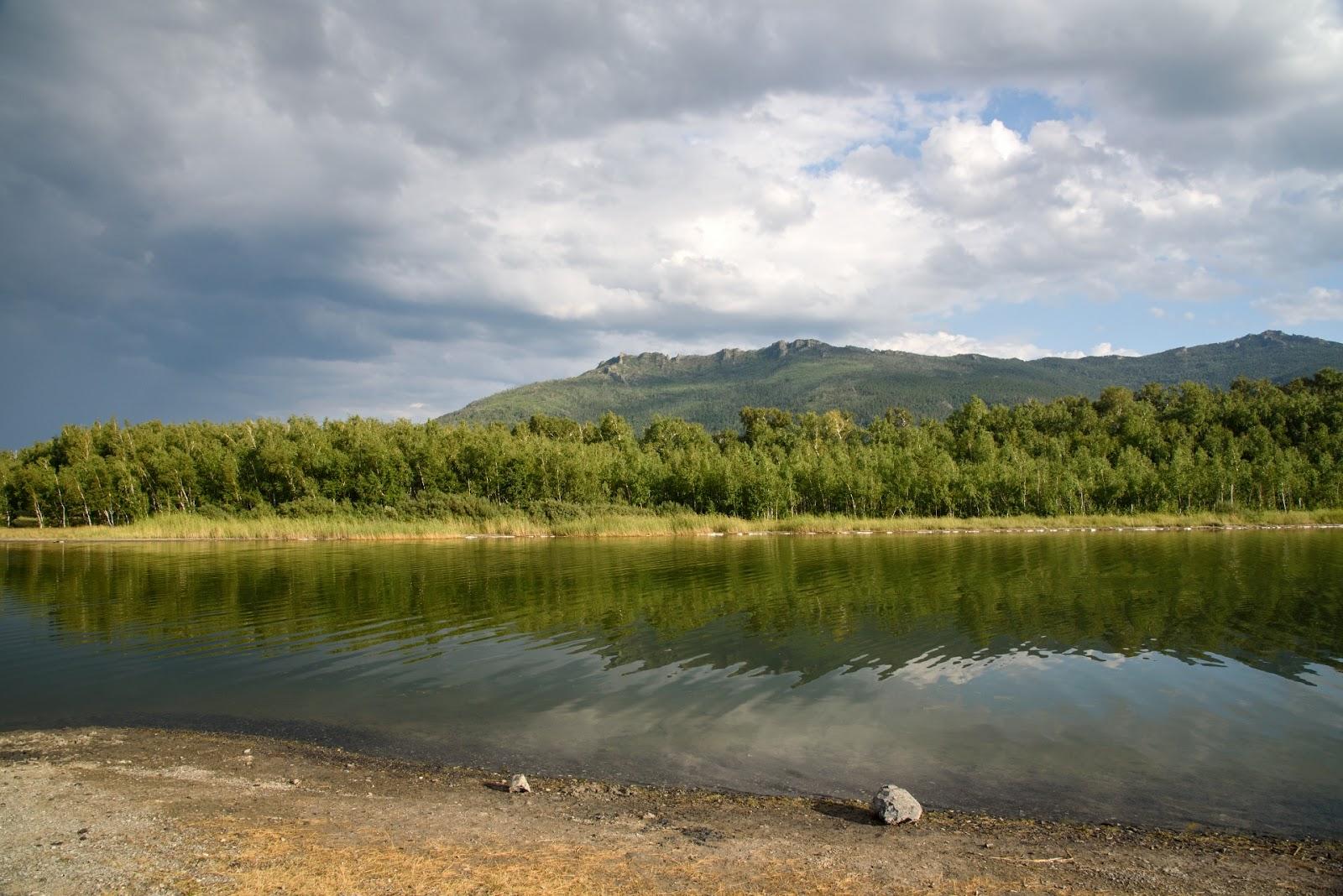 Озеро Майбалык. Боровое