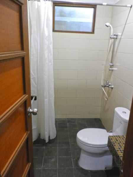 belajar desain: desain kamar mandi