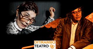 Profesora Scholasticus y El Ángel de la Culpa en Teatro Ditirambo