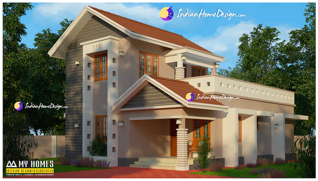 kerala traditional home design, attractive exterior designs, Exterior design, kerala traditional home design, Kerala traditional homes,