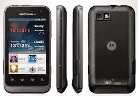 Spesifikasi Handphone Motorola XT321