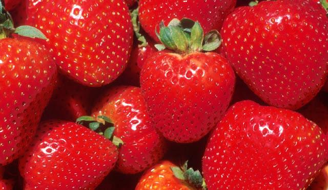 5 Health Benefits of Strawberries