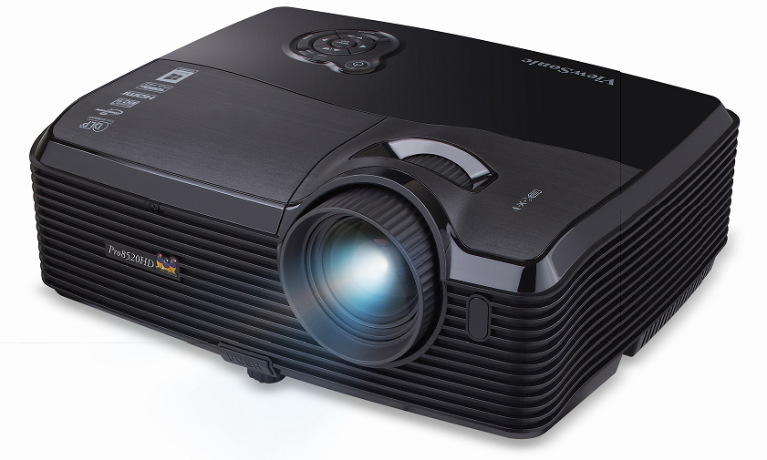 ViewSonic Pro8520HD Professional High Lumens Full HD 1080p Projector