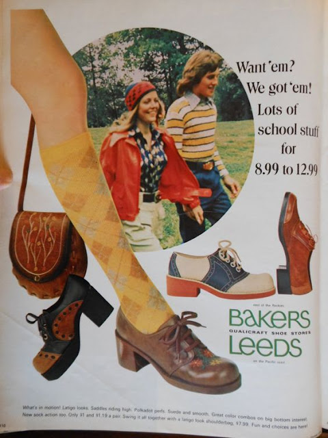 Seventies Shoes Leeds has got 'em