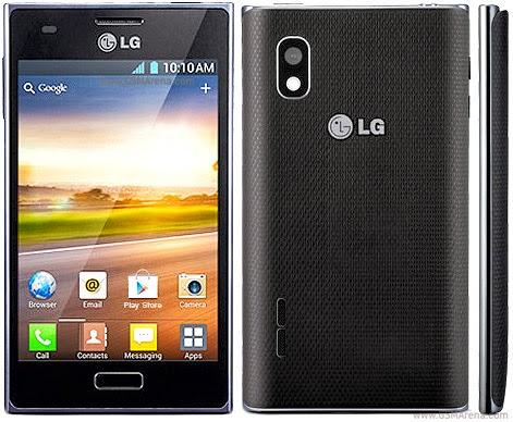 Hard Reset LG Optimus L5 E610