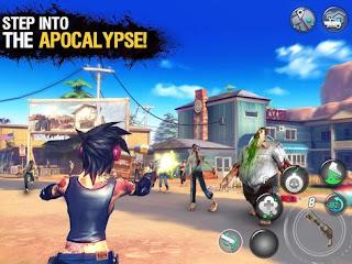 Download Dead Rivals Zombie MMO APK MOD