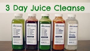 These 5 Top Health Benefits of 3-Day Juice Cleanse and The Recommendation