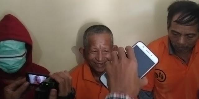 Kakek 'Legend' Ini Terkekeh Saat Ceritakan Perkosa Anak Tetangga 10 Kali