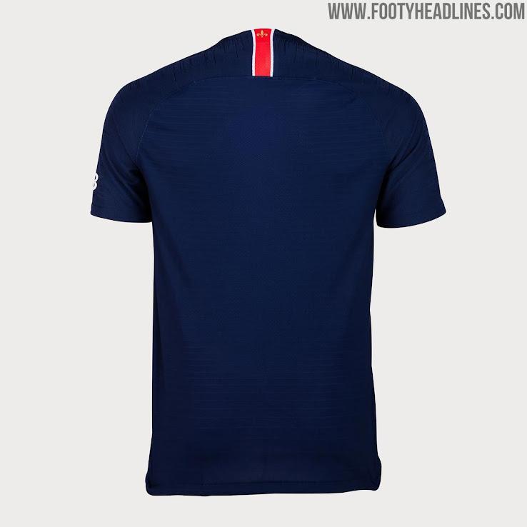 Paris Saint-Germain 18-19 Home Kit. This is the Paris Saint-Germain ... e5b12548e5