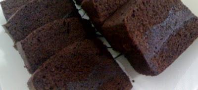 Foto Brownies Kukus Coklat Enak