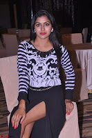 Akshatha in a lovely Leg Split Black Gown Cross legged Latest Stills 14.JPG