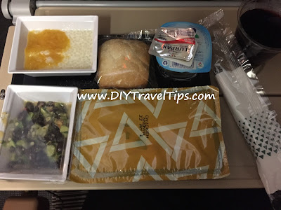 Photo of Ethihad Airways Nonya Chicken Meal
