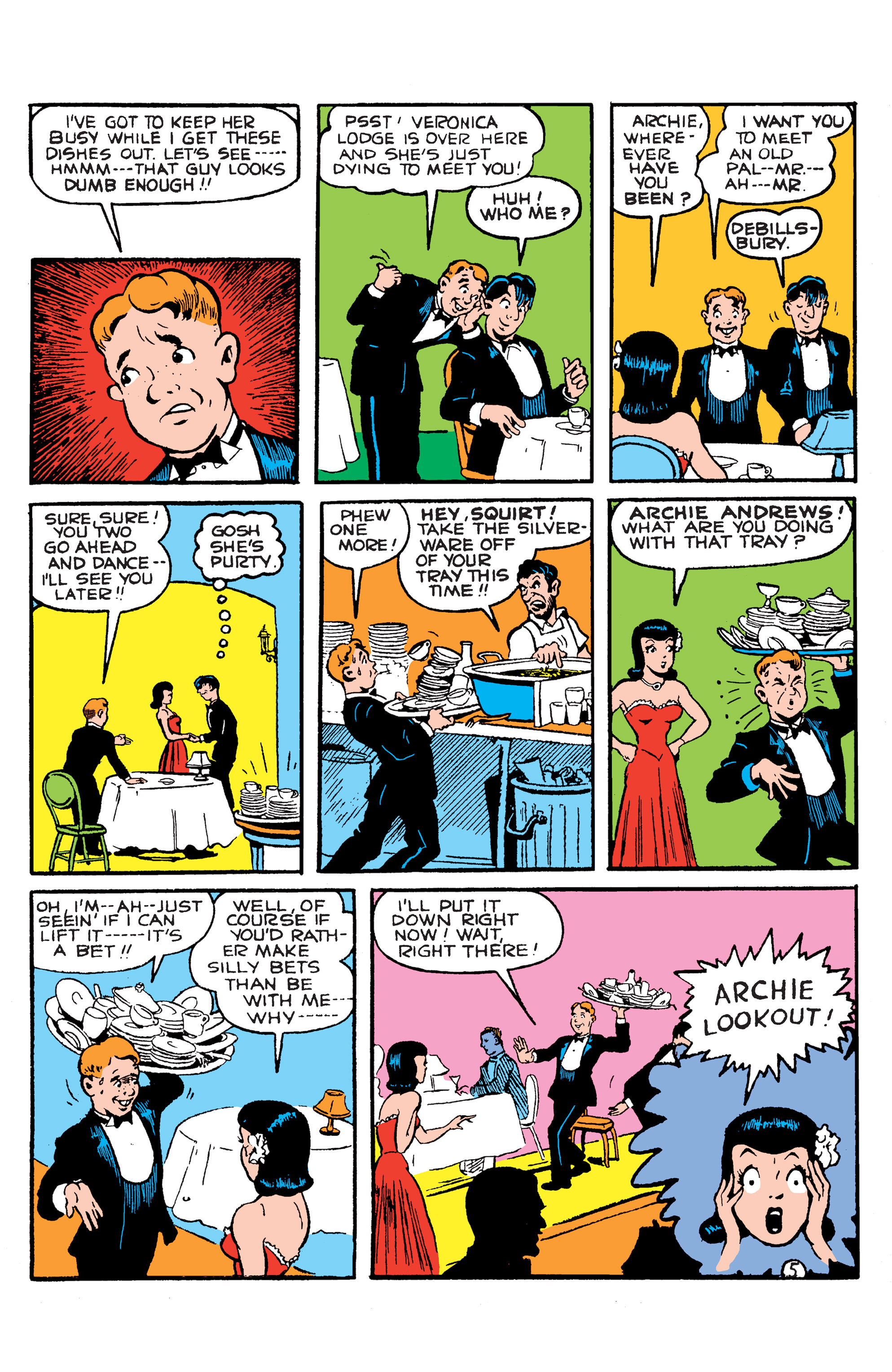 Read online Archie (2015) comic -  Issue #3 - 29