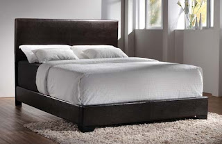 Contemporary Style Queen Bed