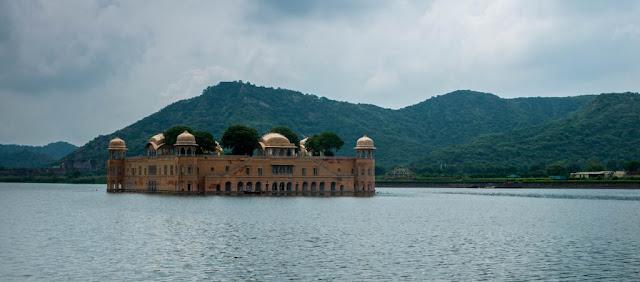Palacio del Agua Jaipur (Jal Mahal)