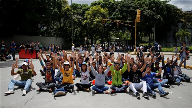 About 62 students detained in Venezuela protest: Daniel Ascanio, student leader from Simon Bolivar University