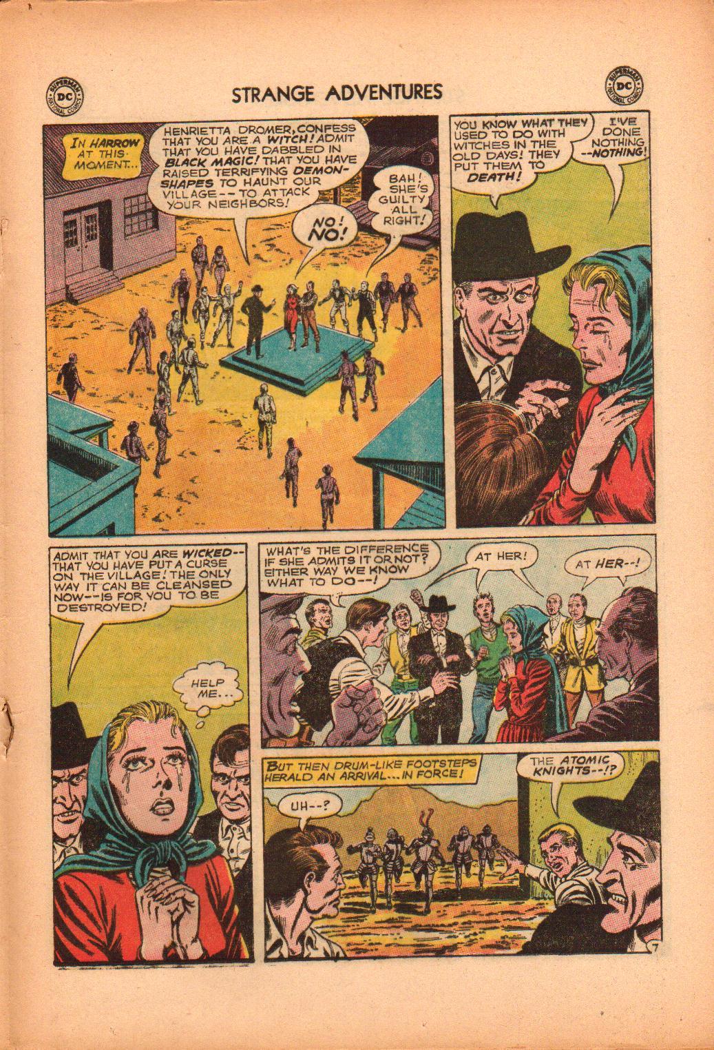 Strange Adventures (1950) issue 156 - Page 21