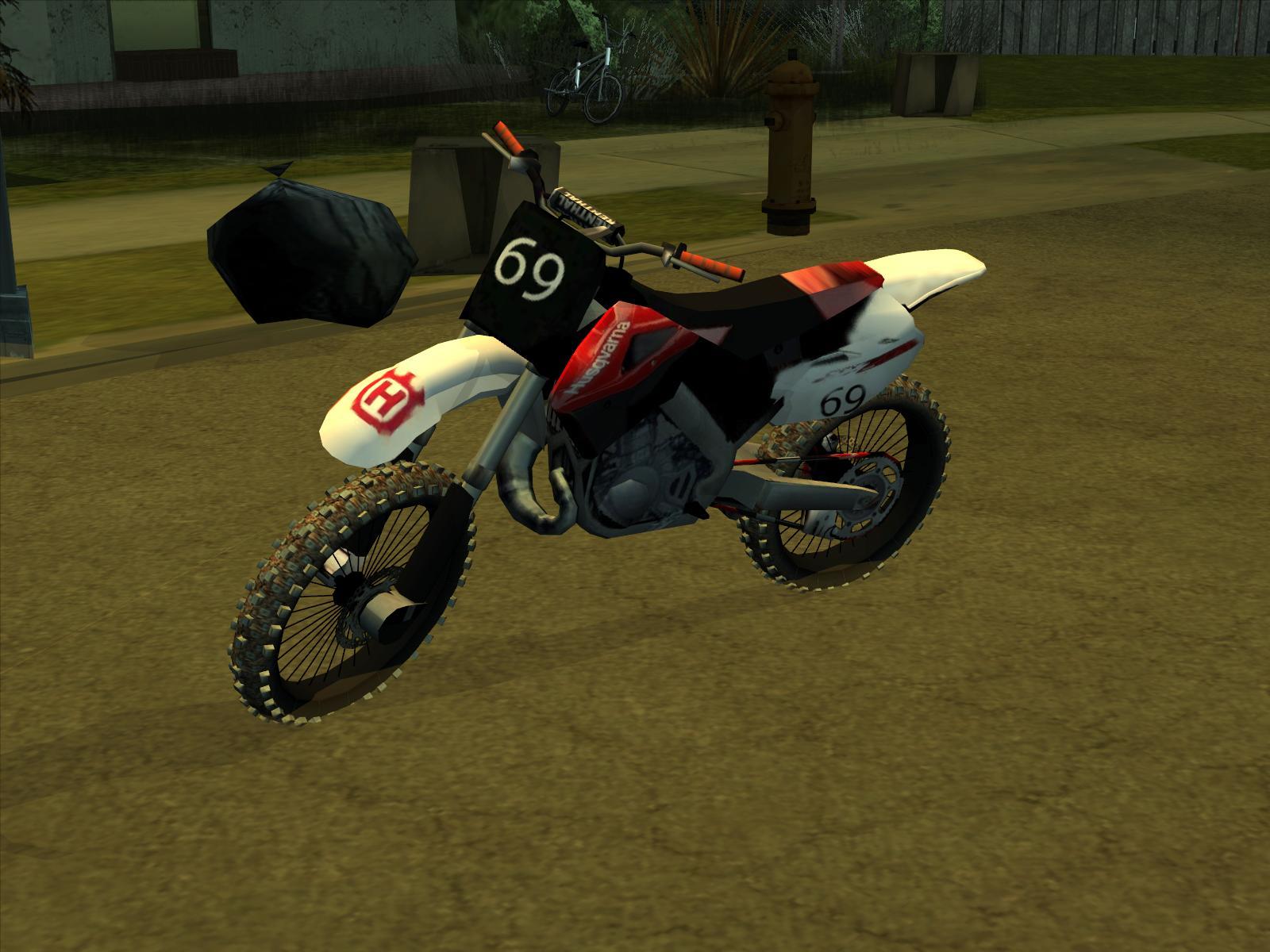 Video Games: GTA San andreas