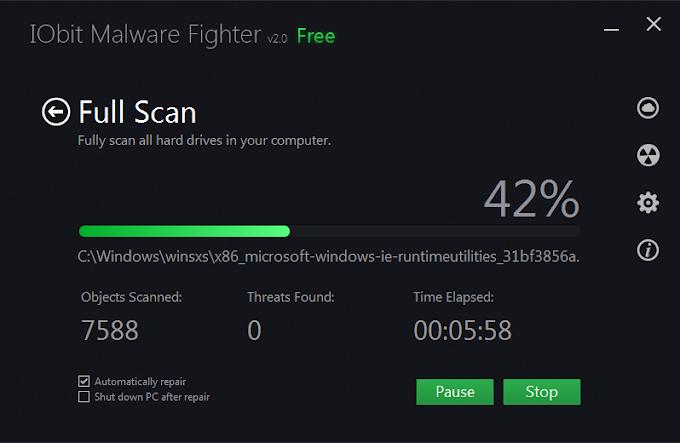 IObit Malware Fighter 4.4.0 - Ήρθε η ώρα να διώξετε τα Malware από το PC σας