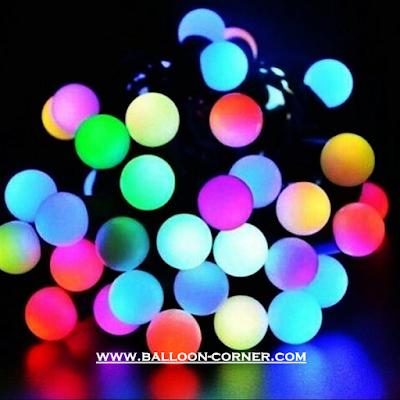 Lampu Hias LED Anggur