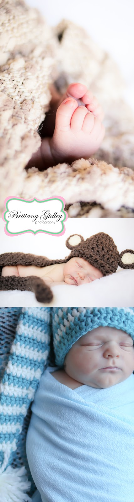 Introducing Rory | Cleveland Newborn Photography Baby Boy