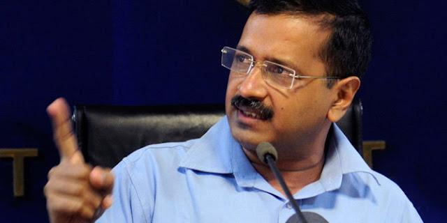 दिल्ली में है पूरा जंगल राज, मोदी जी कुछ करिए - अरविंद केजरीवाल