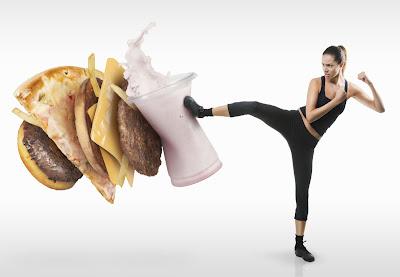 cuerpo bien alimentado, cuerpo sano, adelgazar rapido