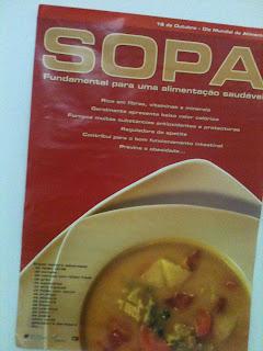 Menu da Lady...Sopa Detox, alimentação saudável, Sopas, Sopa Detox, Reduzir riscos de saúde,