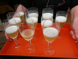 Trampantojo De Champagne
