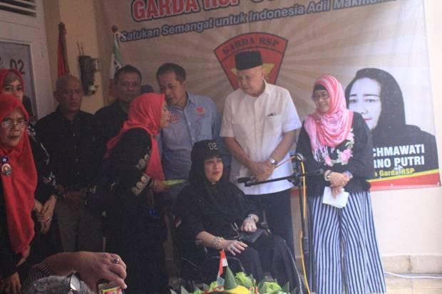 Kubu Prabowo-Sandi Perkuat Kinerja di Solo
