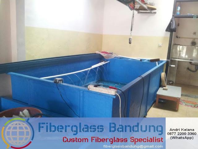 harga kolam ikan fiber